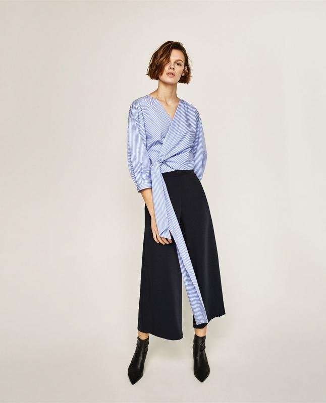 Mode De Collection Tendances 2017 Zara Printempsété NOwvmn8y0