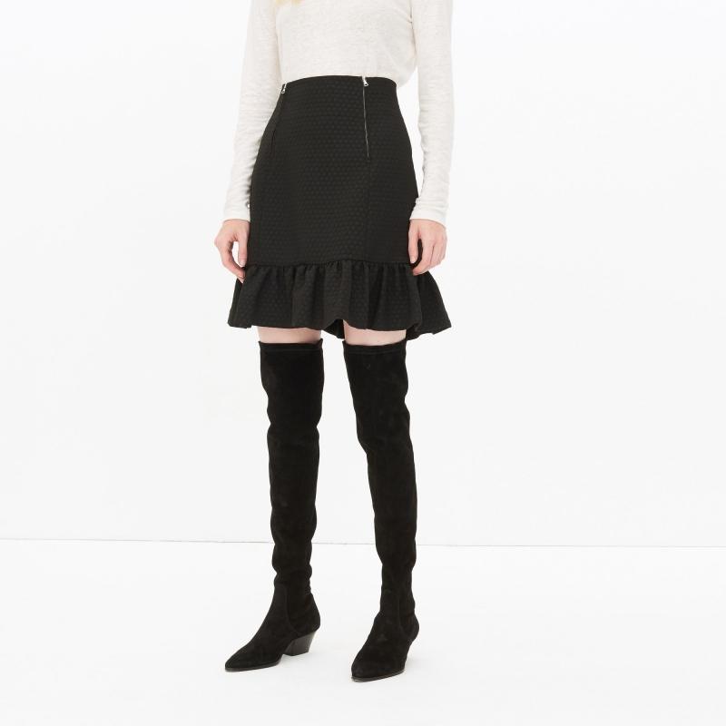 Comment porter la mini jupe quand on est petite tendances de mode - Quand commence les soldes ...