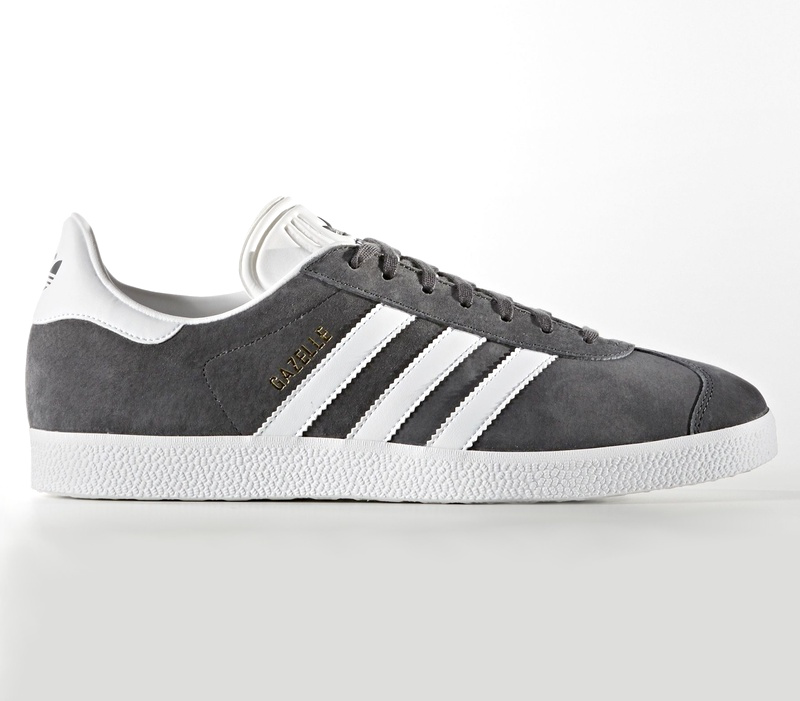 Adidas Gazelle baskets grise