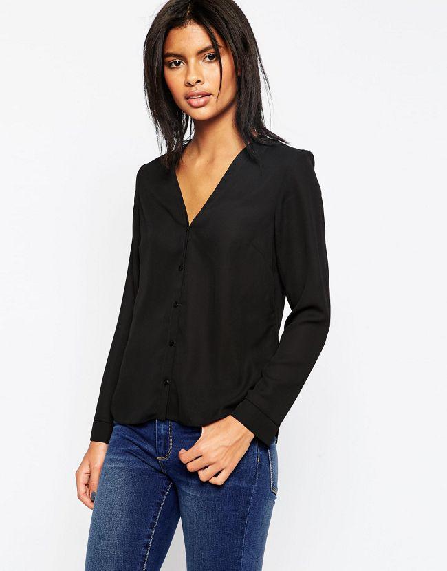 comment commander magasiner pour authentique meilleur site web Comment Porter la Chemise Noire ? - Tendances de Mode
