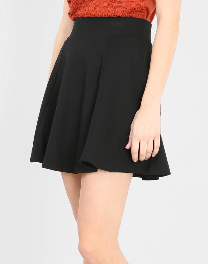 quelles chaussures porter avec une jupe patineuse tendances de mode. Black Bedroom Furniture Sets. Home Design Ideas