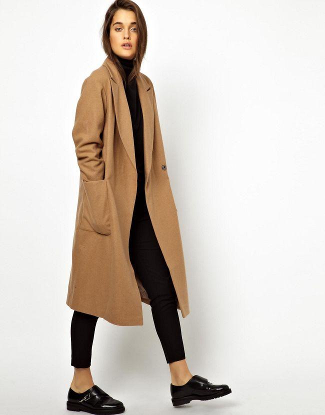 comment porter le manteau camel tendances de mode. Black Bedroom Furniture Sets. Home Design Ideas