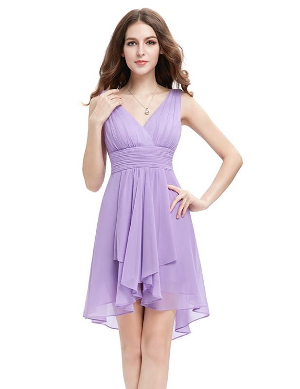 robe violette comment la porter un mariage tendances