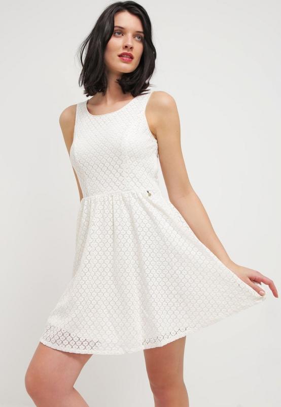 Photo d robe blanche