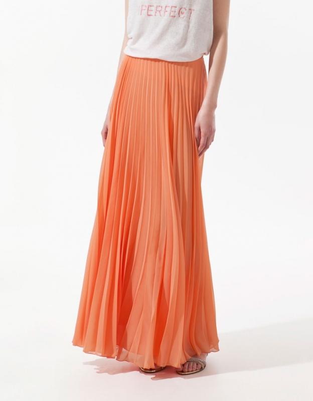 Quelle veste porter avec une jupe longue tendances de mode - Quel haut porter avec une jupe longue ...