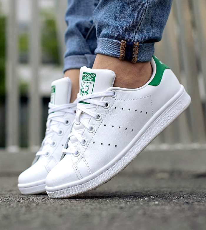 Comment porter les stan smith en restant femme ?