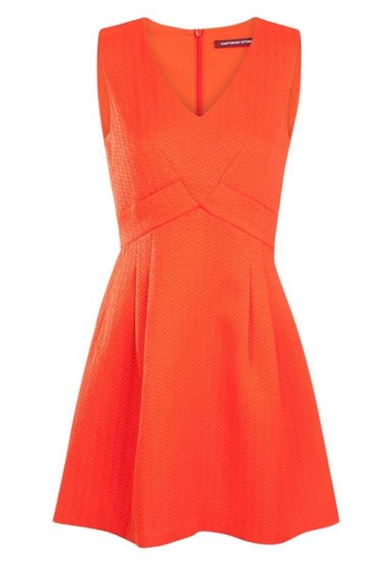Robe orange quelle veste lui associer pour un mariage for Robes de veste pour les mariages