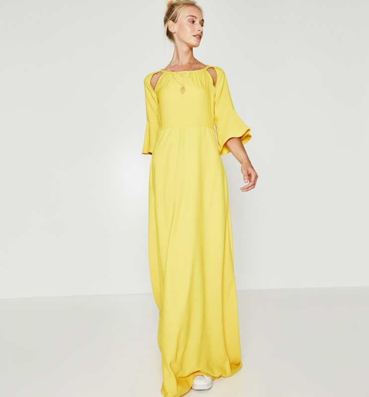 Robe longue quelle veste lui associer pour un mariage tendances de mode - Quelle robe pour un mariage ...