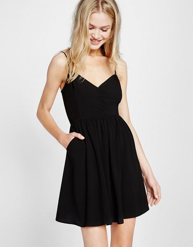 Quelles chaussures avec une robe de soiree noire