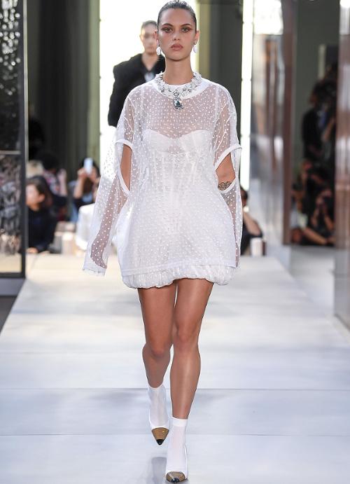 Fashion week de Londres , Printemps/été 2019