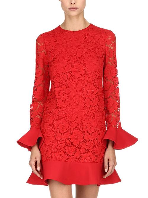 e5af93b23a8 Robe Rouge   Comment la Porter pour Les Fêtes   - Tendances de Mode