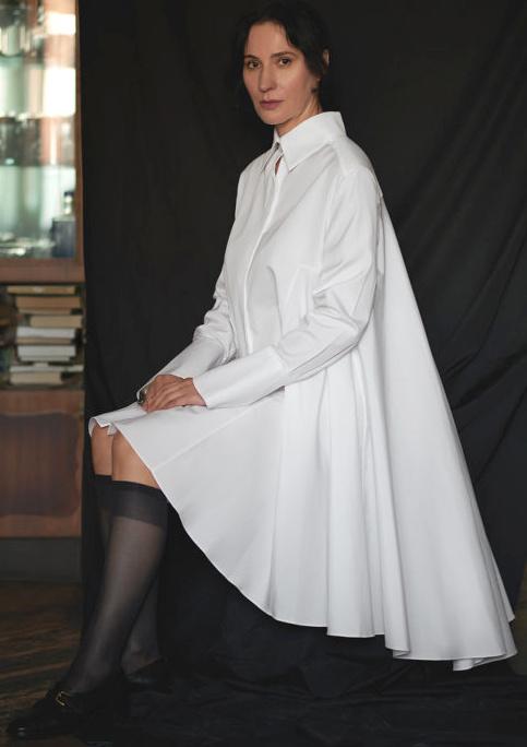 Variations Autour De La Robe Chemise Tendances De Mode