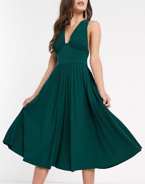 Robe Verte : Comment la Porter à un Mariage